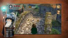 Lego Lord of the Rings game voor €0,89 @ App Store
