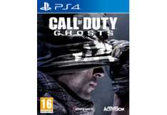 Call of Duty: Ghosts (PS4) voor € 31,94 @ Saturn / Media Markt
