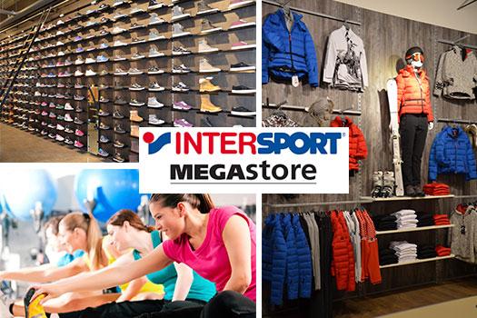 Intersport Megastore Roermond Waardebon t.w.v. €40 voor €20 @ WowDeal