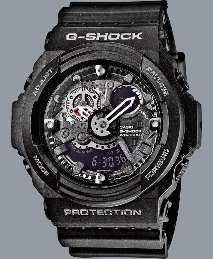 Casio G-Shock GA-300-1AER mannenhorloge voor €75 @ Amazon.co.uk