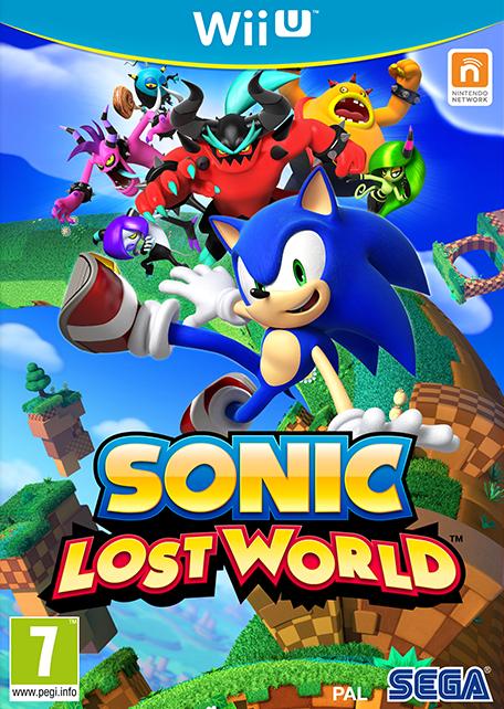 Sonic: Lost World (Wii U) voor € 23,50 @ Yourgamezone