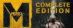 Metro: Last Light (Complete Edition) game voor €9,99 - Steam dagaanbieding