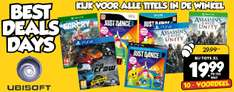 Ubisoft games voor €19,99 per stuk (o.a Far Cry 4 en The Crew) @ Toys XL