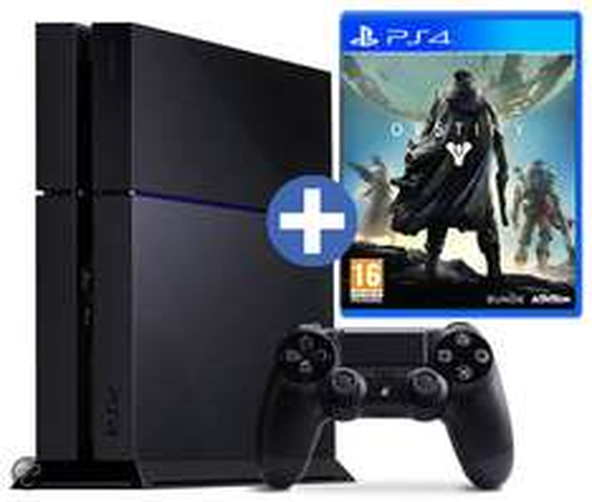 Playstation 4 + Destiny + 30 dagen PS Plus voor €399 @ Bol.com