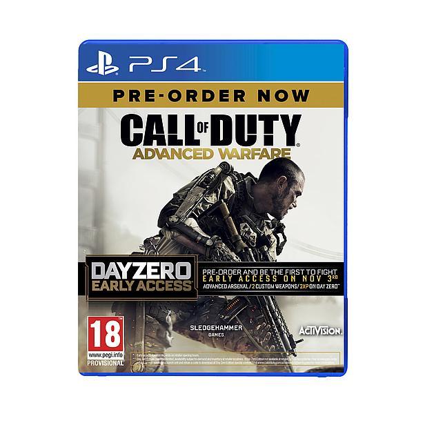 Call of Duty: Advanced Warfare (PS4) pre-order voor €54,45 @ Wehkamp