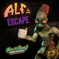 Gratis game Alf's Escape Mission voor PS Plus @ Playstation Store