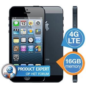 iPhone 5 (refurbished) voor €355,90 @ iBOOD