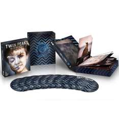 Twin Peaks: The Entire Mystery Blu-ray boxset voor €54,55 @ Zavvi