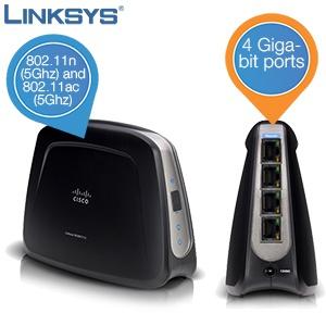 Linksys ( WUMC710) Universal Media Connector voor €45,90 @ iBOOD