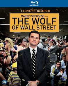 The Wolf of Wall Street Blu-ray voor €9,99 / DVD €5,72 @ Bol.com / Zavvi