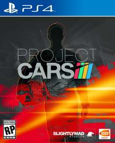 Project CARS (PS4) (pre-order) voor € 47,19