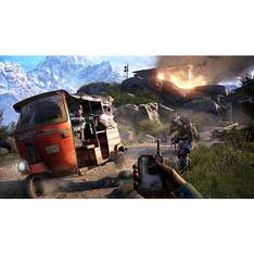 Far Cry 4 (limited edition) (PS4/Xbox One) pre-order voor €49,45 @ Wehkamp