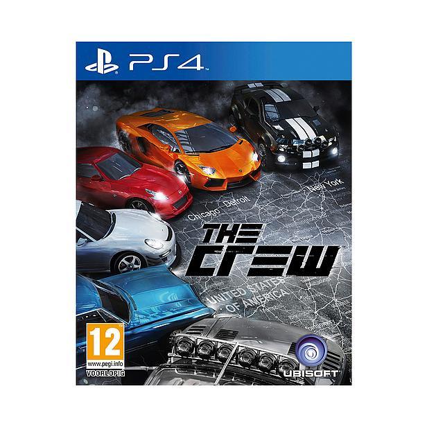The Crew (PS4/Xbox One) voor €46,95 @ Wehkamp