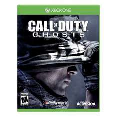 Call of Duty: Ghosts (Xbox One) voor €18,56 @ Play-Asia