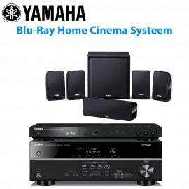 Yamaha BD-PACK 199 home cinema set voor €399 @ HiFiCorner