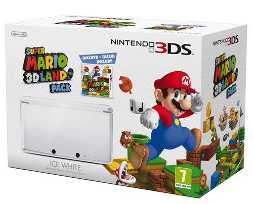 Nintendo 3DS (wit) + Super Mario 3D Land voor €145,20 @ Amazon.it