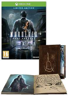 Murdered: Soul Suspect - Limited Edition (Xbox One) voor € 22,85 @ Zavvi