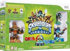 Skylanders: Swap Force Starters Pack (Xbox360/Wii/PS3) voor €19,99 door kortingcode @ Dixons