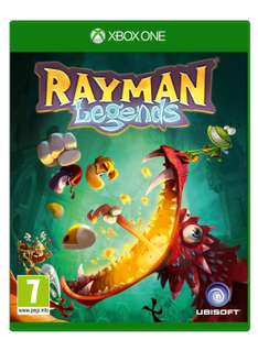 Rayman Legends (Xbox One) game voor €19,05 @ Zavvi