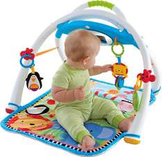 Fisher Price Apptivity Gym voor €25,48