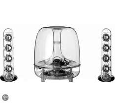 Harman Kardon speakerset SoundSticks III  voor €99  @ Bol.com