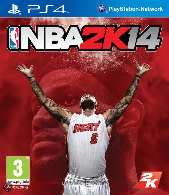 NBA 2K14 (PS4) voor €29,99 @ Bol.com