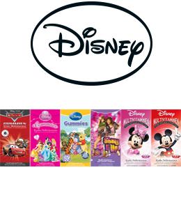 Tot 40% stapelkorting op No7 en 50% korting op Disney vitaminen @Boots.com