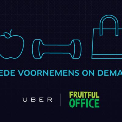 Gratis tas vol goede voornemens @ Uber app (Amsterdam, Rotterdam, Den Haag)