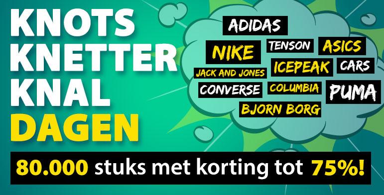 Promotiecode voor €7,50 korting op schoenen @ Plutosport