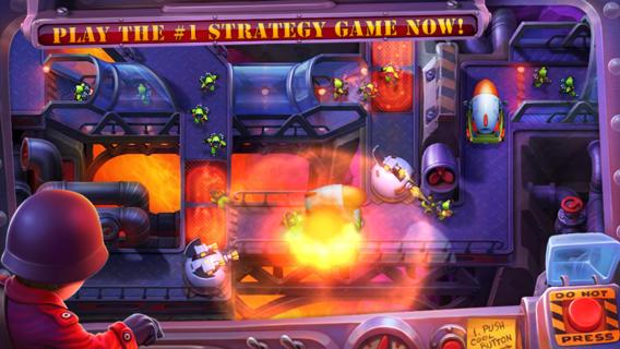 Game Fieldrunners 2 t.w.v. €2,69 gratis @ App Store