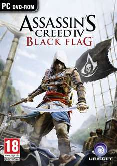 Assassin's Creed IV: Black Flag (PC) voor €9,99 @ Humble Store