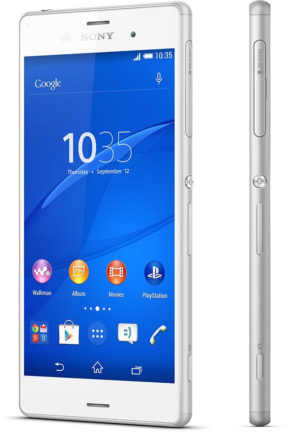 Sony Xperia Z3 voor 300 euro @ BelCompany winkel