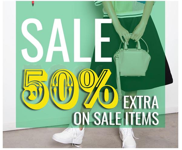 [UPDATE] NU 50% EXTRA korting op schoenen, tassen en accessoires @ Mayke