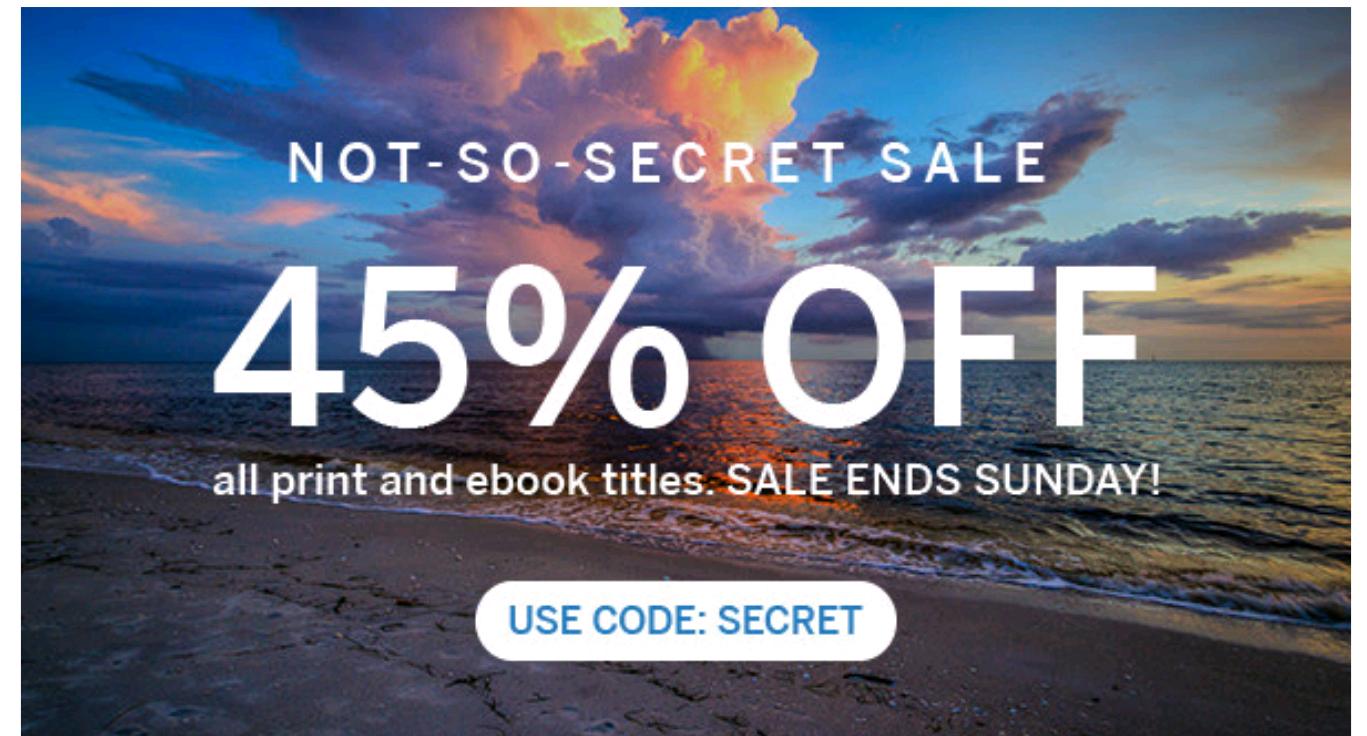 45% korting op alle boeken, eboeken en ander assortiment @ Lonely Planet