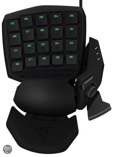 Razer Orbweaver Game Keypad voor € 59,99 @ Bol.com