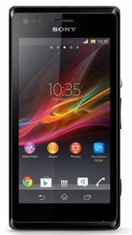 Sony Xperia M incl. 1 maand Tele2 150min/500mb + gratis Chromecast voor € 50,- @ Coolblue