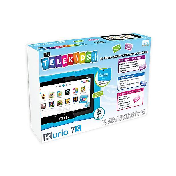 Kurio 7S Telekids tablet voor €102,98 @ Wehkamp