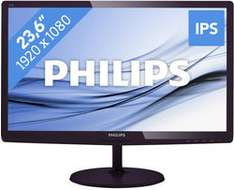 Philips 247E6QDSD Monitor voor € 139,- @ Coolblue