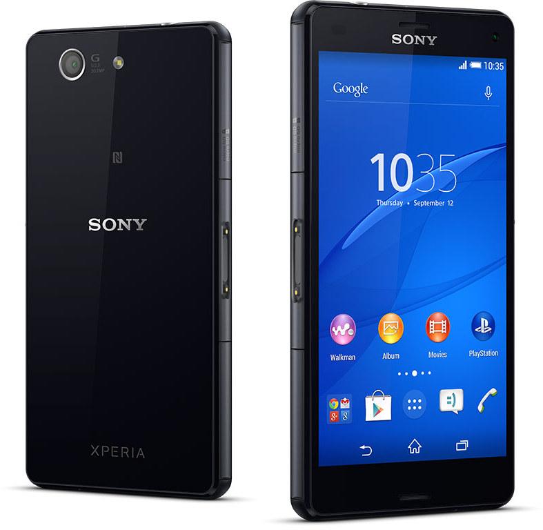 Sony Xperia Z3 Compact voor € 406,69 @ Amazon.it