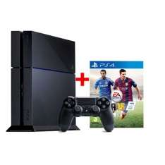 Playstation 4 + FIFA 15 voor €399 @ Wehkamp / Bol.com
