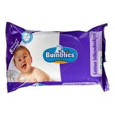Bumblies Babydoekjes of Toetenboeners pak voor € 1 @ PLUS
