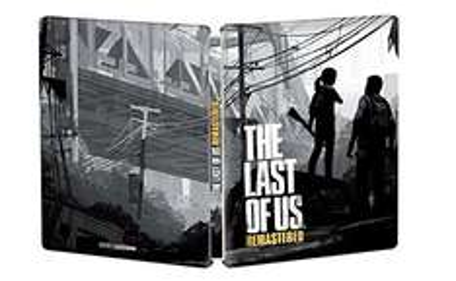The Last of Us Remastered (steelbook) (PS4) voor €40,64 @ Amazon.de
