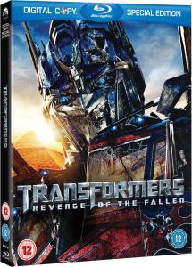 Transformers: Revenge of the Fallen (Blu-ray) (met Nederlandse ondertiteling)  voor €5,15 @ Zavvi