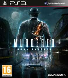 Murdered: Soul Suspect PS3 voor €13,94 @ Next-Level