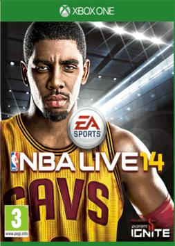 NBA Live 14 (Xbox One) voor €21,99 @ YourGameZone