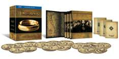 The Lord Of The Rings Trilogy Limited Extended Edition voor €22,09 @ Zavvi