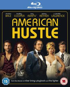 American Hustle (Blu-ray) €7,79 @ Zavvi