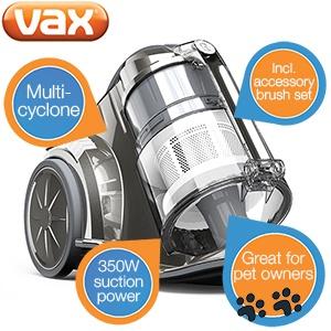 VAX Zen Pet stofzuiger voor €158,90 @ iBOOD