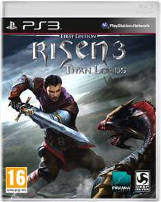 Risen 3: Titan Lords (PS3 / Xbox 360) voor €24,69 @ Zavvi