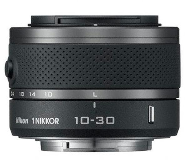 Nikon 1 Nikkor VR 10–30mm f/3.5-5.6 voor € 177,89 @ Pixmania